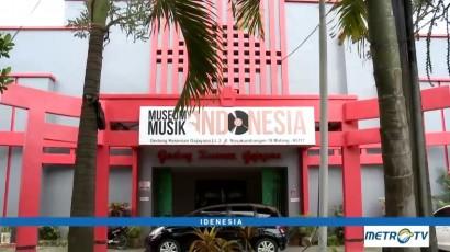 Koleksi Museum Musik Indonesia Berasal dari Seluruh Wilayah Nusantara