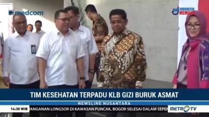 Mensos Lepas Tim Medis Unhas Makassar ke Asmat
