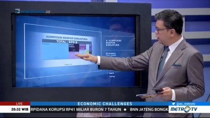 Ekspor Indonesia Dinilai Belum Tepat Sasaran