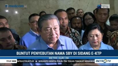 SBY Laporkan Firman Wijaya ke Bareskrim