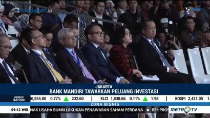 Bank Mandiri Tawarkan Peluang Investasi Potensial