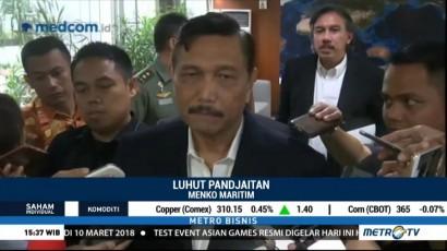 Rakor Pembangunan Kereta Cepat Jakarta-Bandung Bahas Tiga Hal