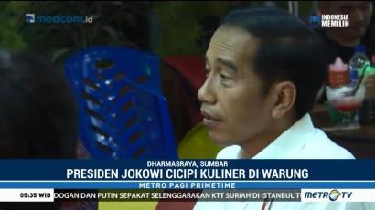 Jokowi Pilih Menginap di Hotel Melati