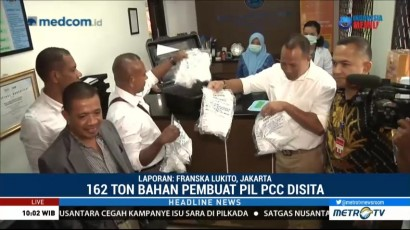 Timor Leste Sita 162 Ton Bahan PCC yang akan Diselundupkan ke Indonesia