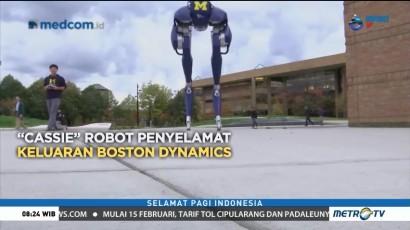 Perkembangan Robot Terobosan Dunia