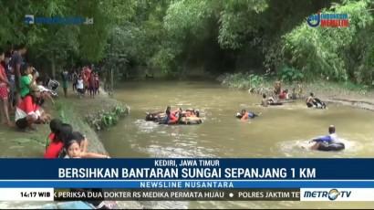 Desa Ini Gelar Lomba Pungut Sampah Berhadiah Hewan Ternak