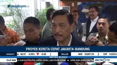 Kereta Cepat Jakarta-Bandung Terkendala Pembiayaan