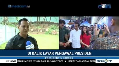 Di Balik Layar Pengawal Presiden