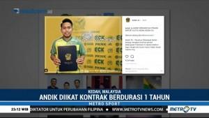 Andik Vermansyah Gabung Kedah FA
