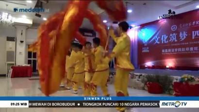 Universitas Nanchang Gelar Pertunjukan Budaya Tiongkok di Jakarta