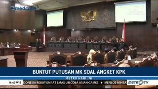 Buntut Putusan MK Soal Angket KPK