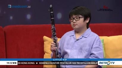 Cerita Sean Mengejar Mimpi Jadi Pemain Clarinet Profesional