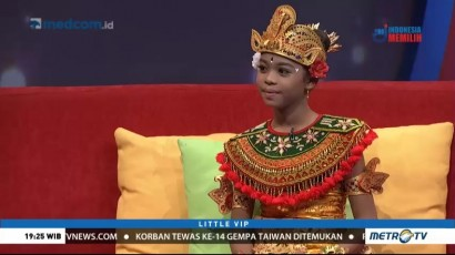 Martha Innova Fajrien, Penari Bali Cilik Berprestasi
