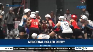 Mengenal Roller Derby