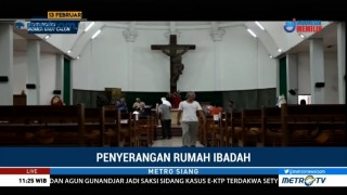 Polda DIY akan Gelar Konferensi Pers Terkait Penyerangan di Gereja