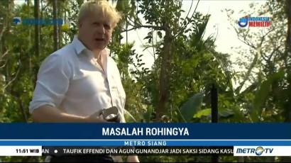 Menlu Inggris Kunjungi Rakhine