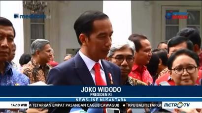 Jokowi: Tidak Ada Tempat Bagi Pelaku Intoleransi di Indonesia