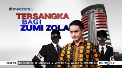 Tersangka Bagi Zumi Zola (1)