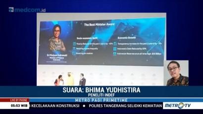 Indef: Sri Mulyani Membangun Integritas di Kementerian Keuangan