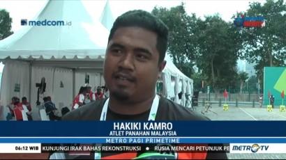 Atlet Malaysia Puji Kesiapan & Fasilitas Asian Games 2018