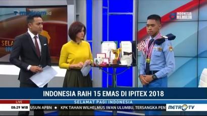 Indonesia Raih 15 Emas di IPITEX 2018 (1)