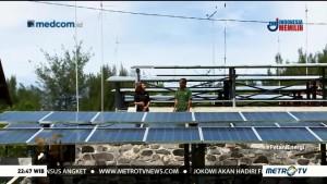 Bertani Energi dari Tenaga Angin dan Surya