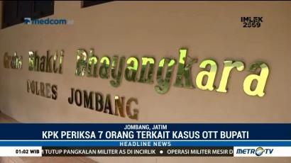 KPK Periksa Sejumlah Pejabat Terkait Suap Bupati Jombang