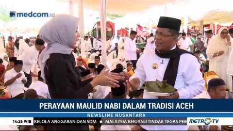 Perayaan Maulid Nabi Muhammad dalam Tradisi Aceh