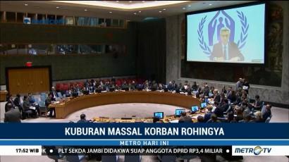 PBB Minta Pengungsi Rohingya Tak Kembali ke Myanmar