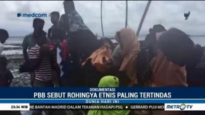 Nyatanya Genosida di Rohingya