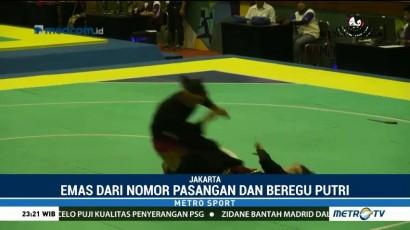 Pencak Silat Indonesia Raih Empat Emas di Test Event Asian Games