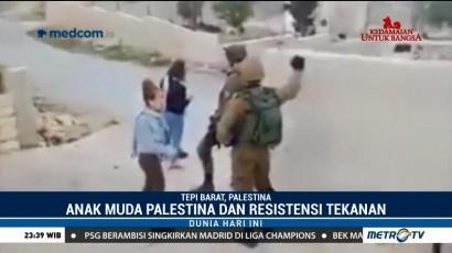 Ahed Tamimi Ikon Baru Perjuangan Palestina