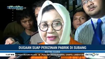 Ditahan KPK, Bupati Subang Klaim Tidak Bersalah