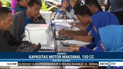 Pendaftaran Mudik Motor Gratis dari KAI dan Kemenhub Sudah Dibuka