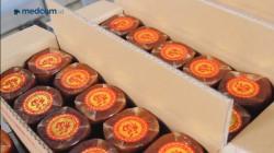Menengok Industri Kue Keranjang Khas Imlek