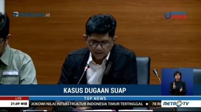 OTT Lampung Tengah, KPK Tetapkan 3 Tersangka
