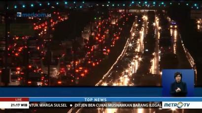 Tol Dalam Kota Jakarta Macet