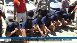 Sindikat Pencurian Suku Cadang Rakitan (3)