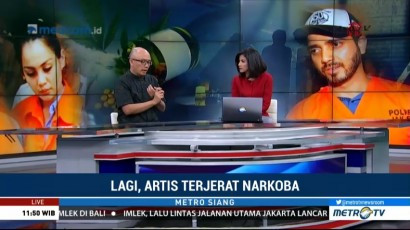 Granat: Enam dari Tujuh Artis di Jakarta Pemakai Narkoba