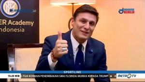 Zanetti Bicara Inter Academy Indonesia