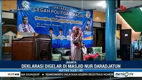 Mencegah Politisasi Tempat Ibadah