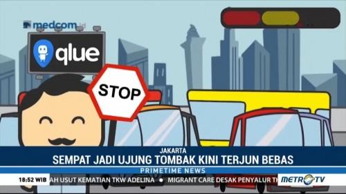 Qlue Mulai Ditinggalkan Warga Jakarta