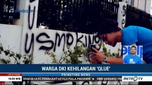 Qlue: Angka Pengaduan Masyarakat Jakarta Kini Menurun