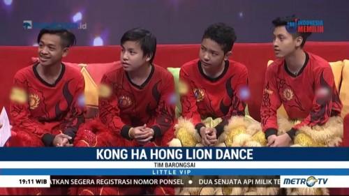 Cerita Kong Ha Hong Empat Kali Juara Dunia Barongsai
