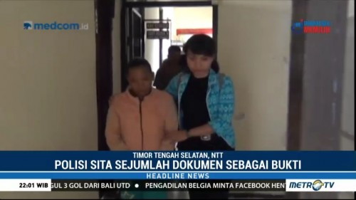 Polisi Tangkap Dua Perekrut Adelina