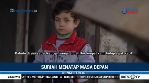 Suriah Menatap Masa Depan