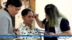 Melihat Proses Pembuatan Make Up Karakter