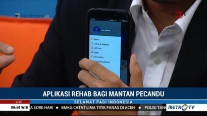 Aplikasi Rehab Plus Bagi Mantan Pecandu Narkoba (2)