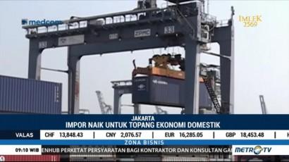 BI: Defisit Neraca Perdagangan Akibat Impor Bahan Baku