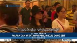 Kemeriahan Imlek Di Kuil Dong Zen Selangor